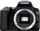 Canon EOS 250D Body - Zwart