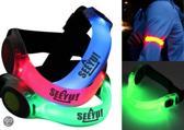 See Yu - Sportarmband - Led - Groen