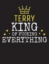 TERRY - King Of Fucking Everything
