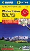 Mayr XL 451 Wilder Kaiser