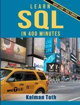 Learn SQL in 400 Minutes