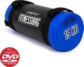 Gymstick Fitnessbag - 15 kg - Met Trainingsvideo's - Blauw