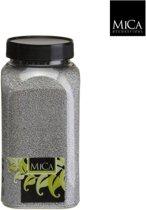 3 stuks Zand zilver fles 1 kilogram