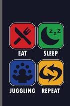 Eat Sleep Juggling Repeat