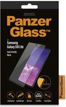 PanzerGlass Case Friendly Screenprotector voor de Samsung Galaxy S10 Lite