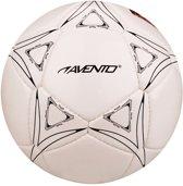 Avento Blazing Star - Voetbal - 5 - Wit / Zwart / Rood