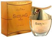 Sizzling Dames Parfum een zachte fruitige warme geur.