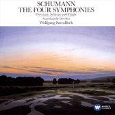 Schumann: Symphonies Nos. 1-4; Overture, Scherzo & Finale