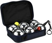 Get And Go Jeu De Boules Set 6 Ballen Ll Chroom