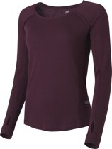 Casall City long sleeve Dames Maat S Paars