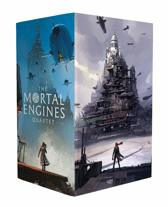 Mortal Engines (Ian McQue boxset x4)