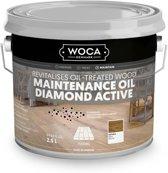 Woca Diamond Oil Onderhoudsolie Naturel - 2,5 liter
