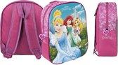 Disney Princess 3d rugzak 31 cm roze