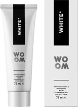 Woom tandpasta White + 75ml.