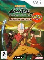 Avatar - De Brandende Aarde Wii