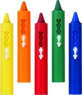 Munchkin - 5 bath time crayons/ 5 badkrijtjes