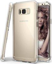 Ringke Fusion Samsung Galaxy S8 Plus Hoesje Clear
