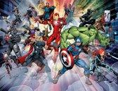 Walltastic Avengers Kinderbehang - posterbehang Marvel - 305 x 244 cm