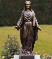 Grafdecoratie - bronzen beeld - Jezus - Bronzartes