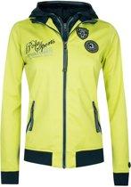 Softshell Jacket Malou Lime S