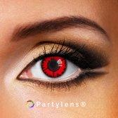 Partylenzen - Twilight Volturi Vampire - jaarlenzen inclusief lenzendoosje - kleurlenzen Partylens®