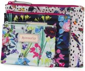 Etui Accessorize Sweet set van 3 16/20/24 cm