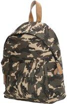 Beagles Kleine Canvas Rugzak Rugtas  School Tas Camouflage 2-6 jaar