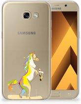 Samsung Galaxy A5 2017 Uniek TPU Hoesje Horse Color