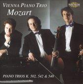 Piano Trios K.502, 542 & 548