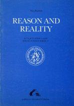 Reason & Reality