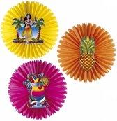 Hawaii Decoratie Waaier 55cm