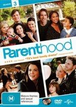 Parenthood - Seizoen 3 (Import)