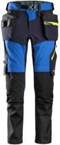 Snickers Stretch Werkbroek Met Holsterzakken Kobalt Blauw/donker Blauw Mt 050