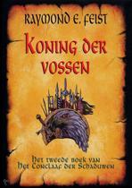 Koning der Vossen (Het Conclaaf der Schaduwen, boek 2)