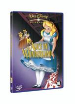 ALICE IN WONDERLAND DVD NL