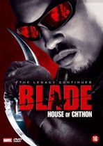 DVD cover van Blade House Of Chthon