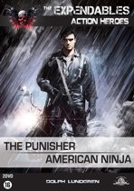 Duopack The Expendables - The Punisher/American Ninja