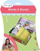 Wendy & Wanda - My Studio Girl