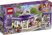 LEGO Friends Emma's Kunstcafé - 41336