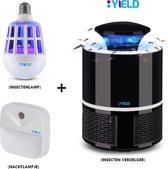YIElD Elektrische Insecten Verdelger (PRIVATE LABE