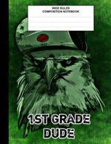 1st Grade Dude