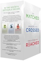 Matched Trilogy Boxed Set