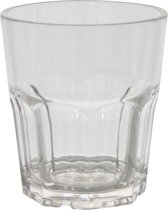Eurotrail Waterglas - 240 ml - 2 st. - Transparant
