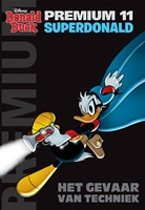 Donald Duck Premium Pocket 11 Superdonald - Het gevaar van techniek