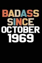 Badass Since October 1969