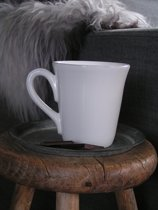 Coté Table Constance Americain mug 50cl - wit (4 stuks)