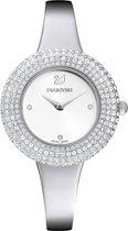 Swarovski Crystal horloge  - Zilverkleurig