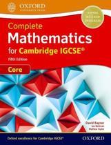Complete Mathematics for Cambridge IGCSE (R) Student Book (Core)
