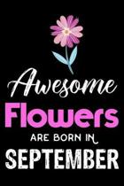 Awesome Flowers Are Born in September