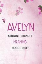 Avelyn French Hazelnut